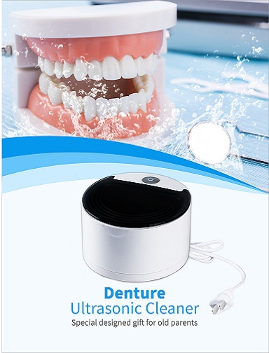 denture ultrasonic cleaner 5